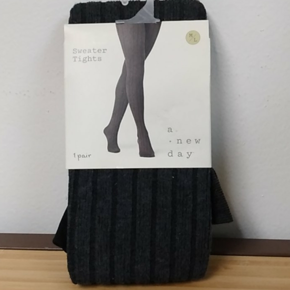 Women's sweater tights